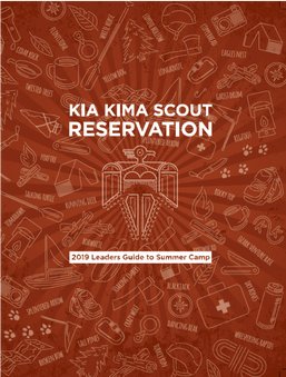 Leaders Guide - KIA KIMA SCOUT RESERVATION